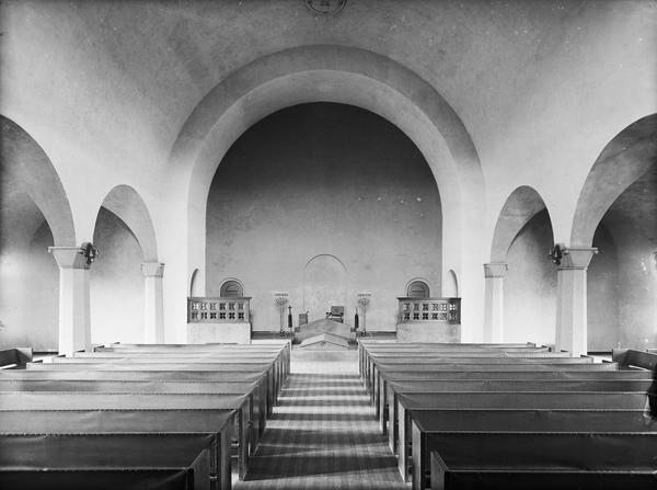 vestre gravlund gamle kapell kart