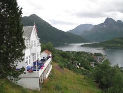 Vakker perle høyt over Sigerfjorden
