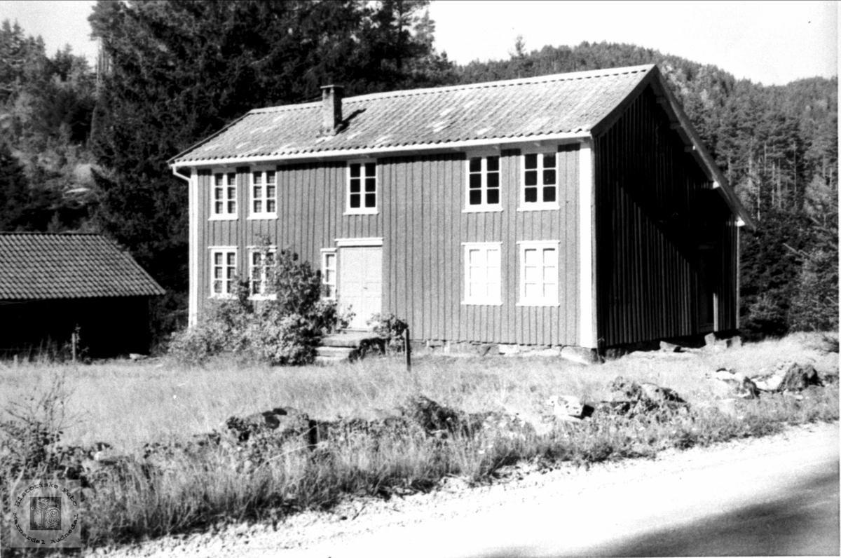 """Bitemoen"" Trygsland, Bjelland"