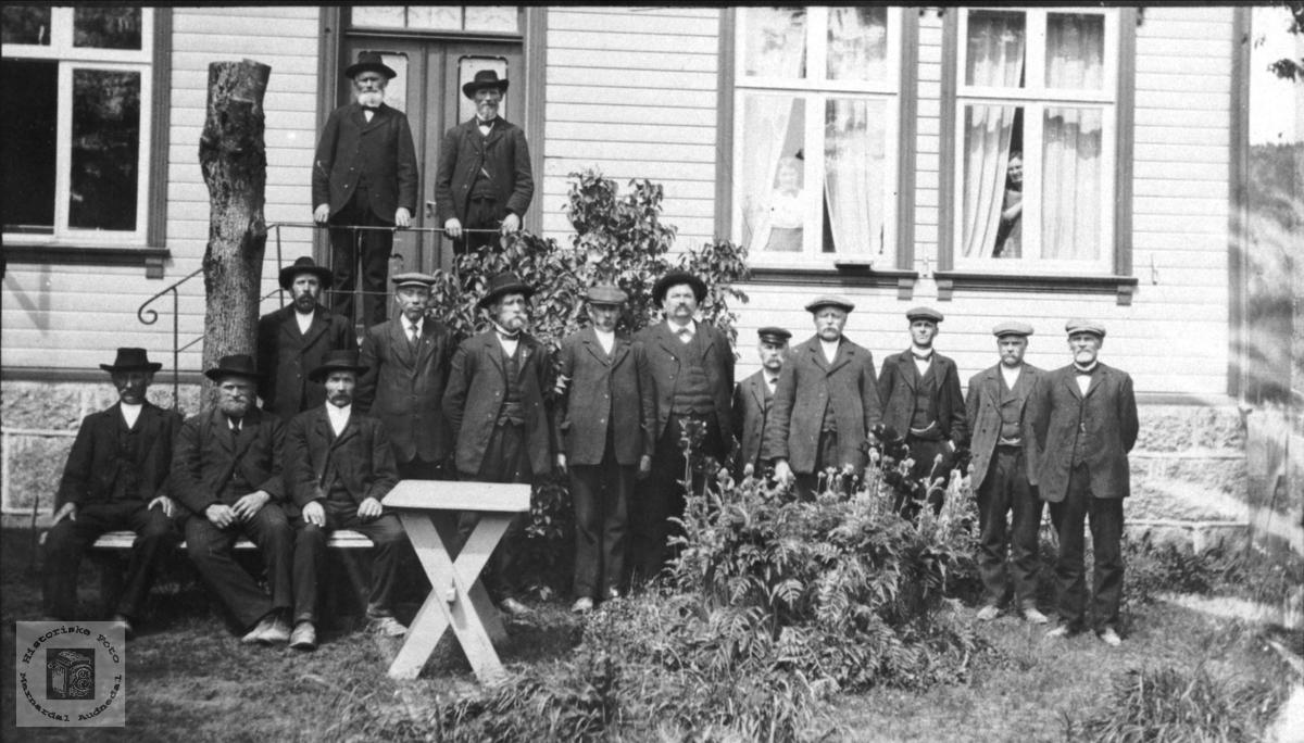 Mannsamling (kommune styre?)