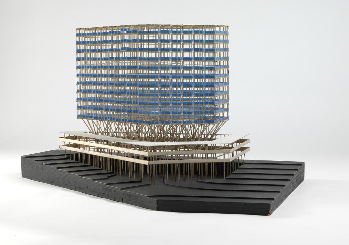 Tostrupgården [Presentasjonsmodell]