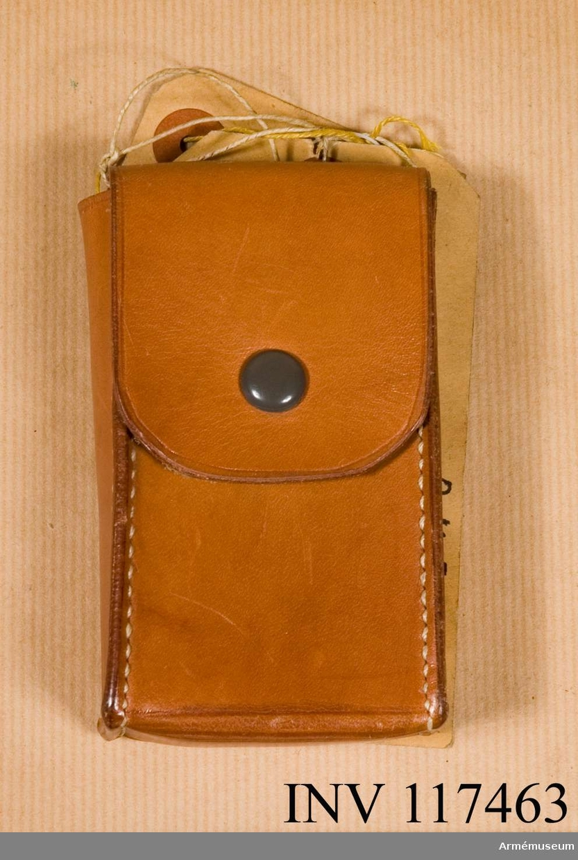 Fodral m/1912 till batteriprovare