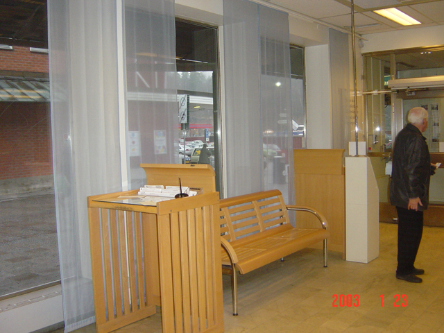 På samma adress finns också Svensk Kassaservice.