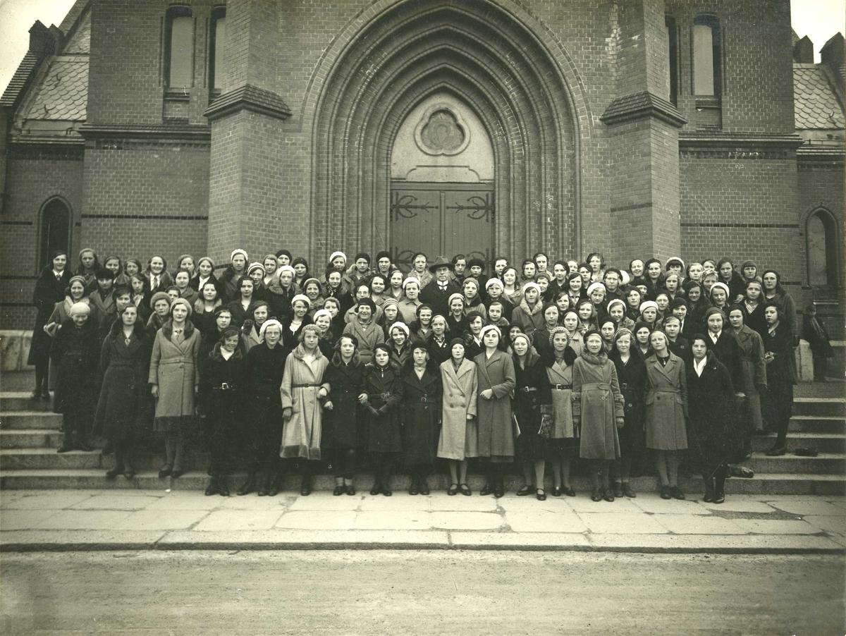 Kirke - gruppebilde