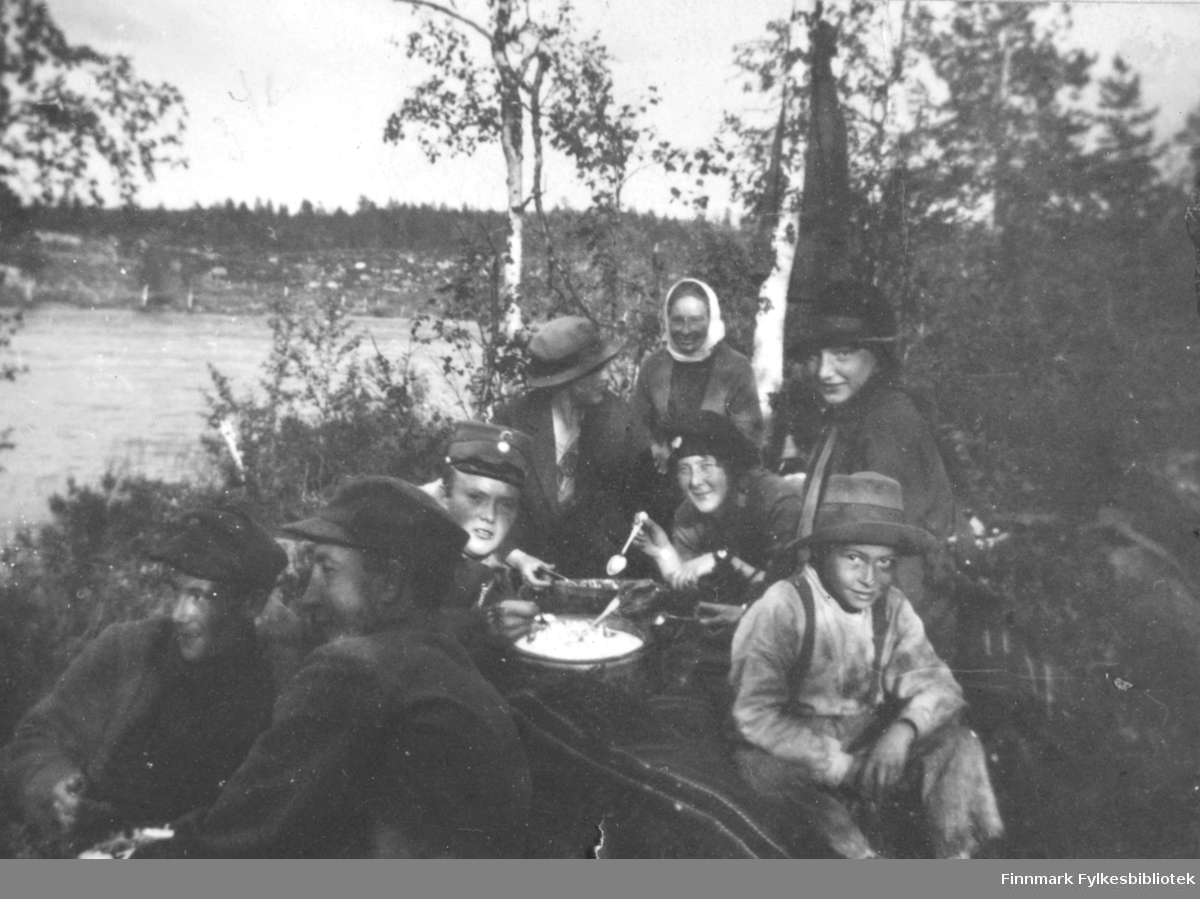 Pasvik sommeren 1920
