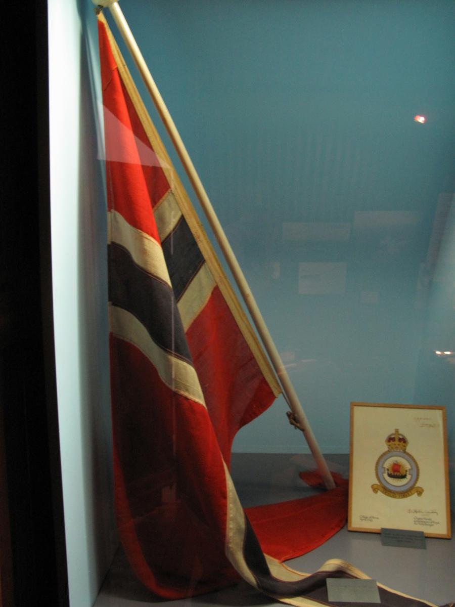 Norsk splittflagg