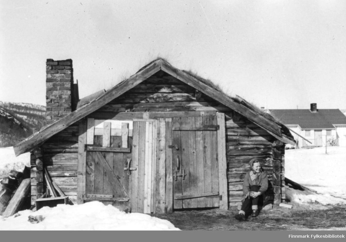 Påske i Polmak, 1957