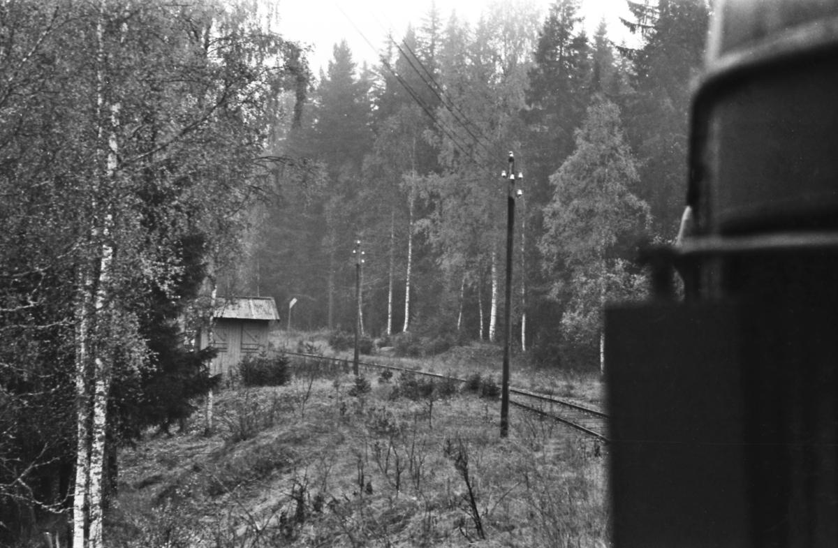 Ekstratog på Skreiabanen.