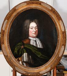 James Collett den eldre [Maleri]