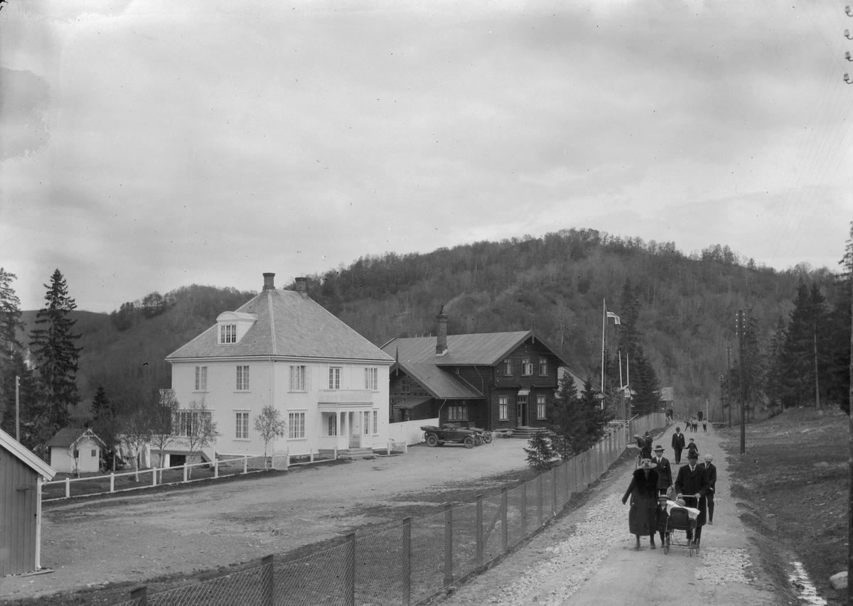 Fossestuen, restaurant/utfartssted