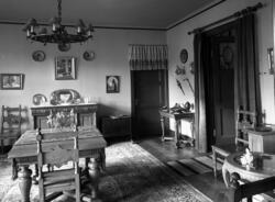 Prästbostället på Engelbrektsgatan 33 där pastor Ödman bodde
