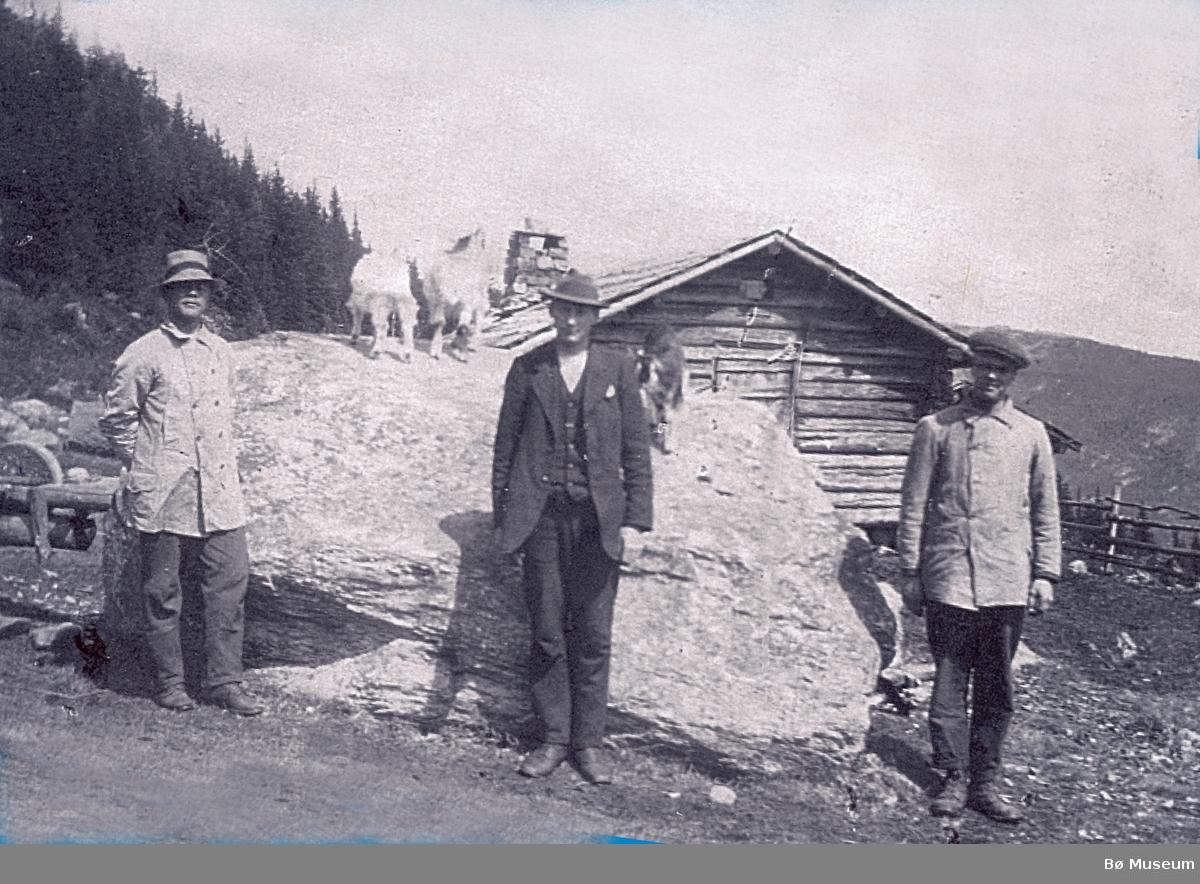 Torjus Folkestad, Orebakken og Ambros Folkestad