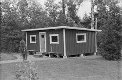Uthus, Ekeby 6:6, Lugnet, Vänge socken, Uppland 1975