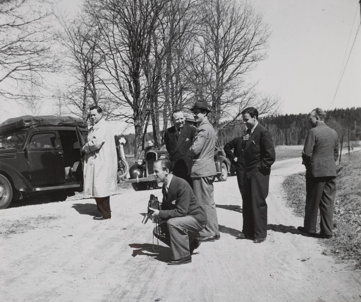 Pressresan 1942.