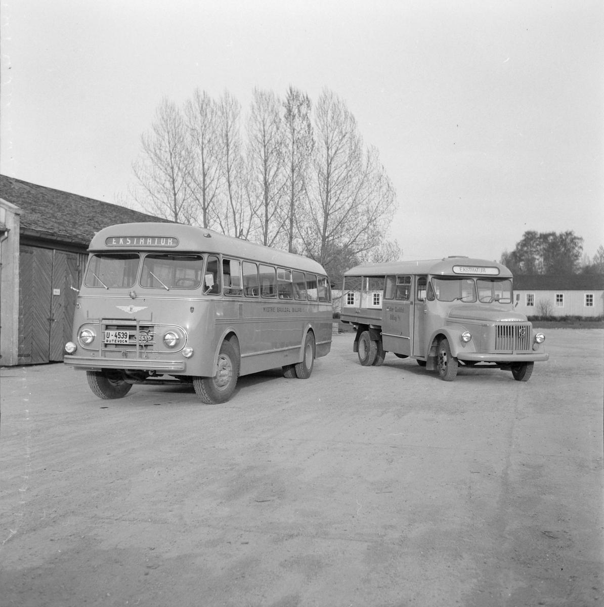 To nye busser hos Midtre Gauldal Billag