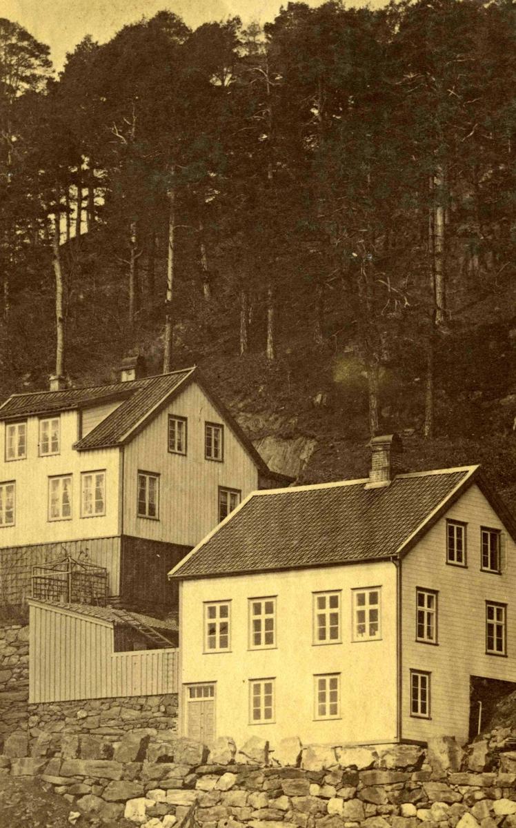Arendal og omegn - Fra John Ditlef Fürst fotoalbum - Kittelsbukt  - AAks 44 - 4 - 7 - Bilde nummer 49