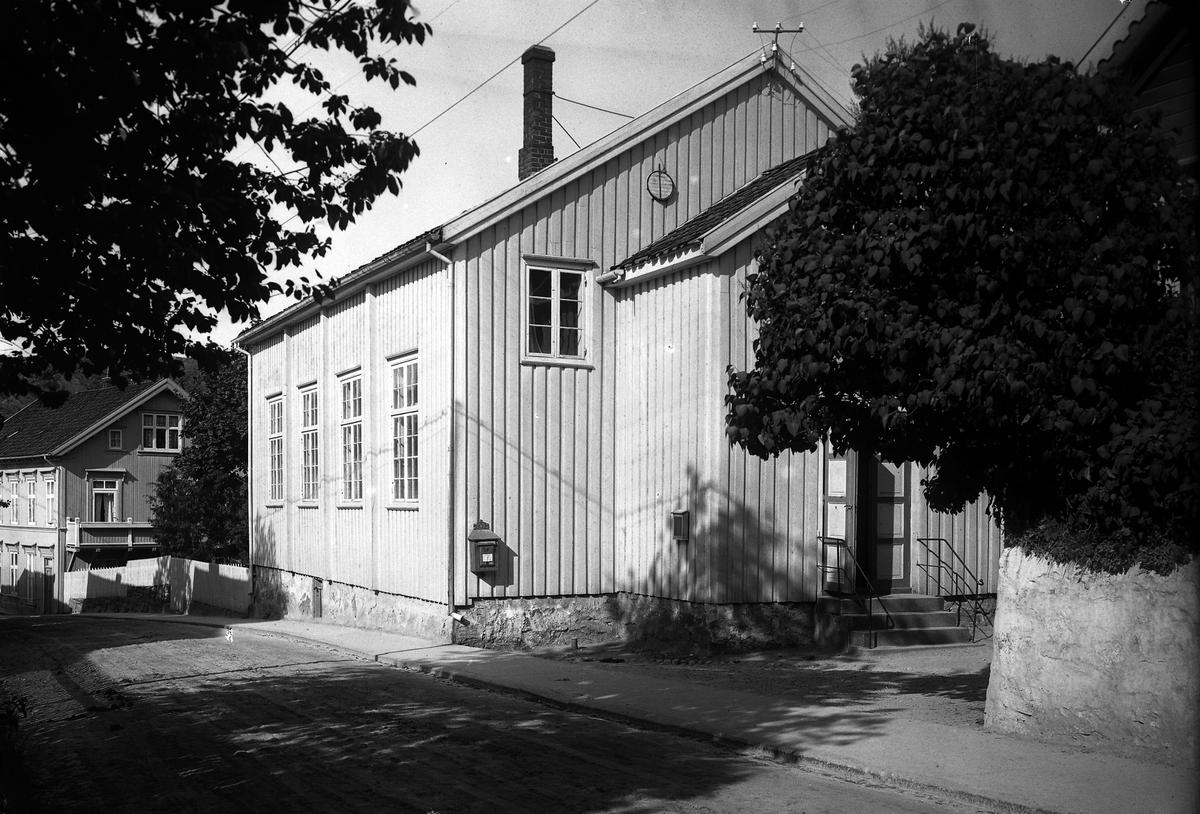 Grimstad bedehus, Nygaten