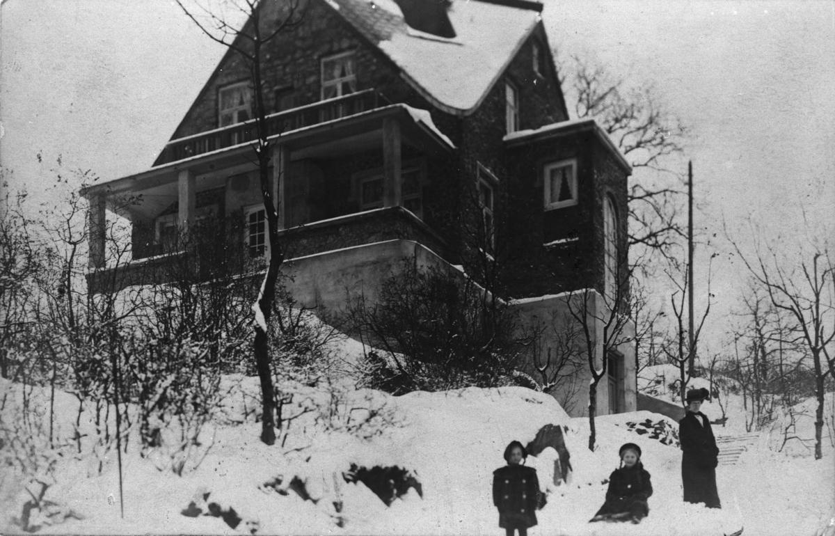 Villa Niels Carlsensgt. 25.