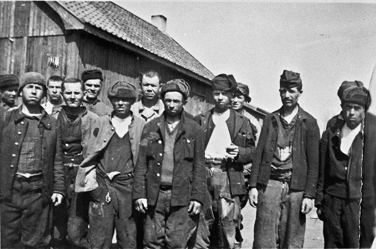 Russiske krigsfanger