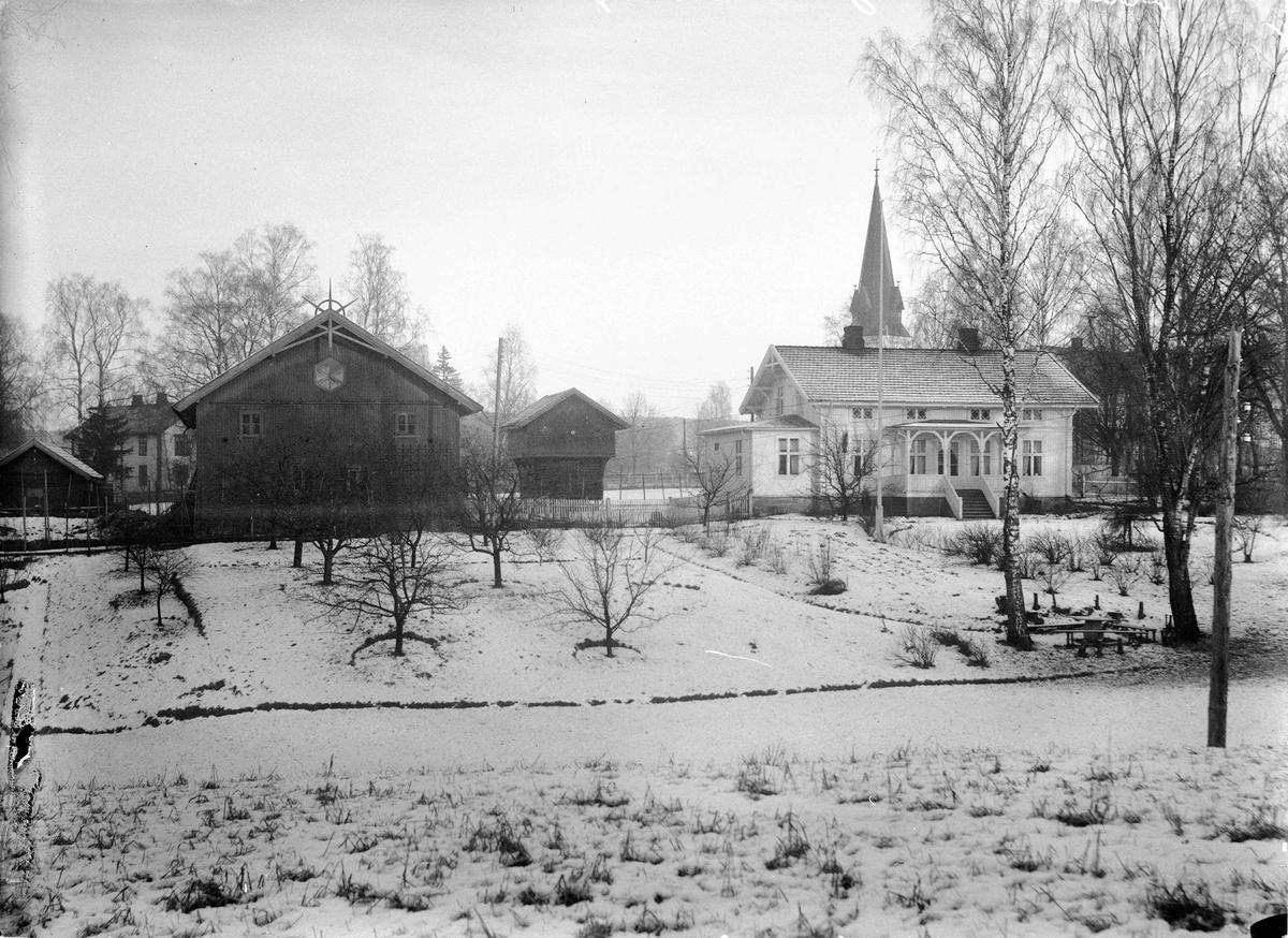 Kirkvoll, lensmann Aasgård