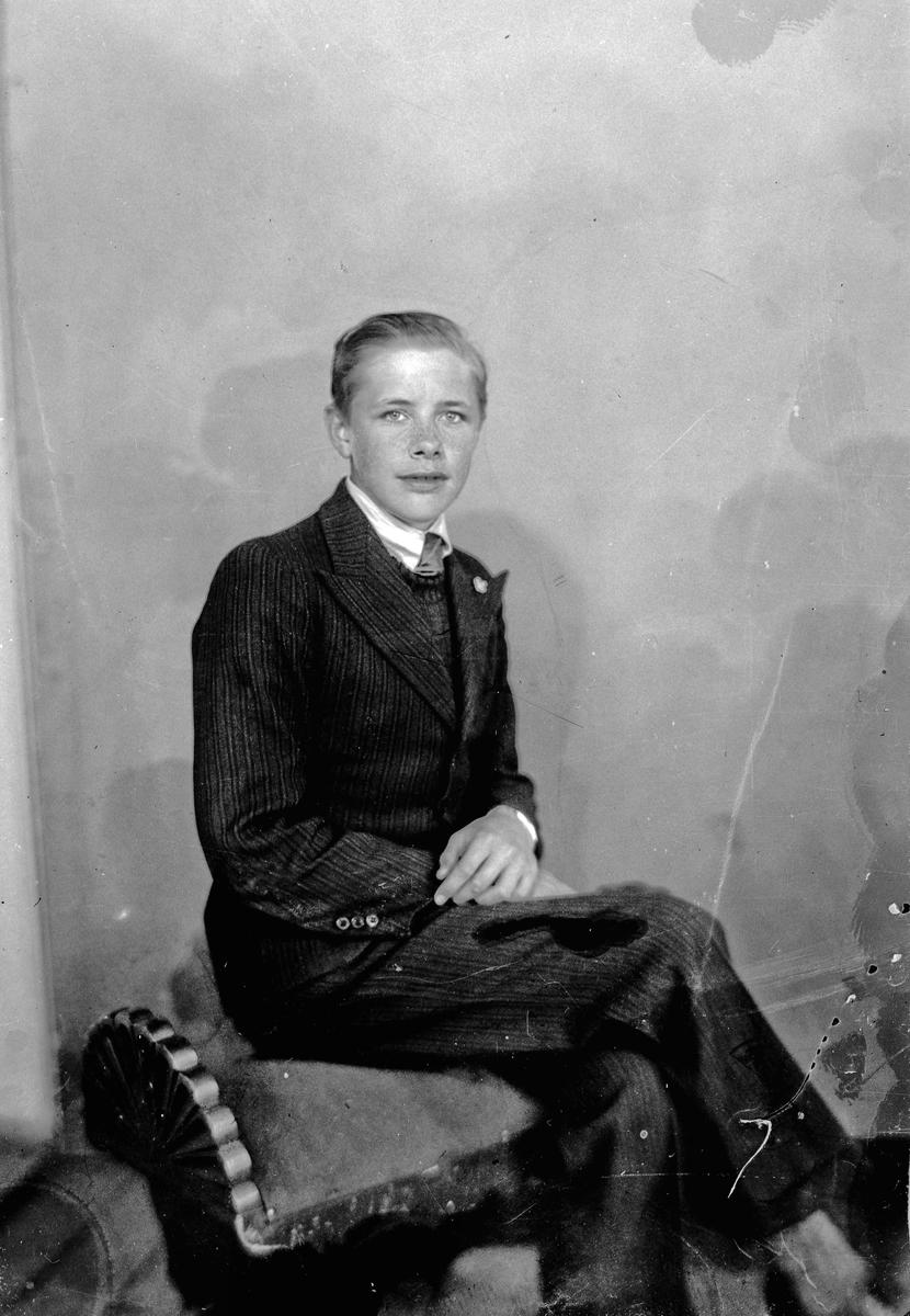 Ingvald Andersen, Eidsvoll
