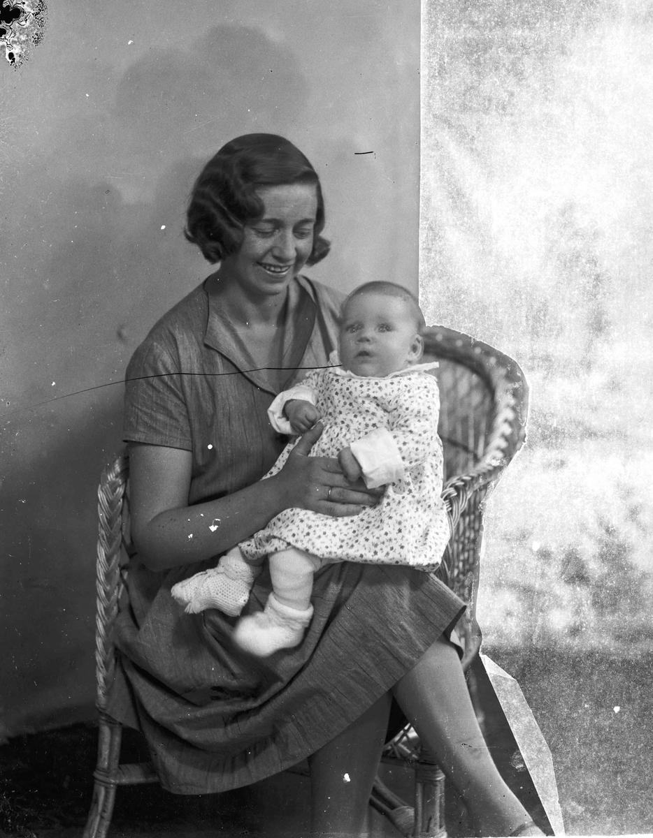 Ruth Nielsen fdt. Aamodt, gift med Trygve Nielsen