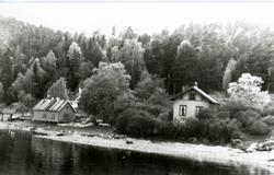 Oslo Godtemplarungdomslags feriehjem Kirkevik, Nesodden sett