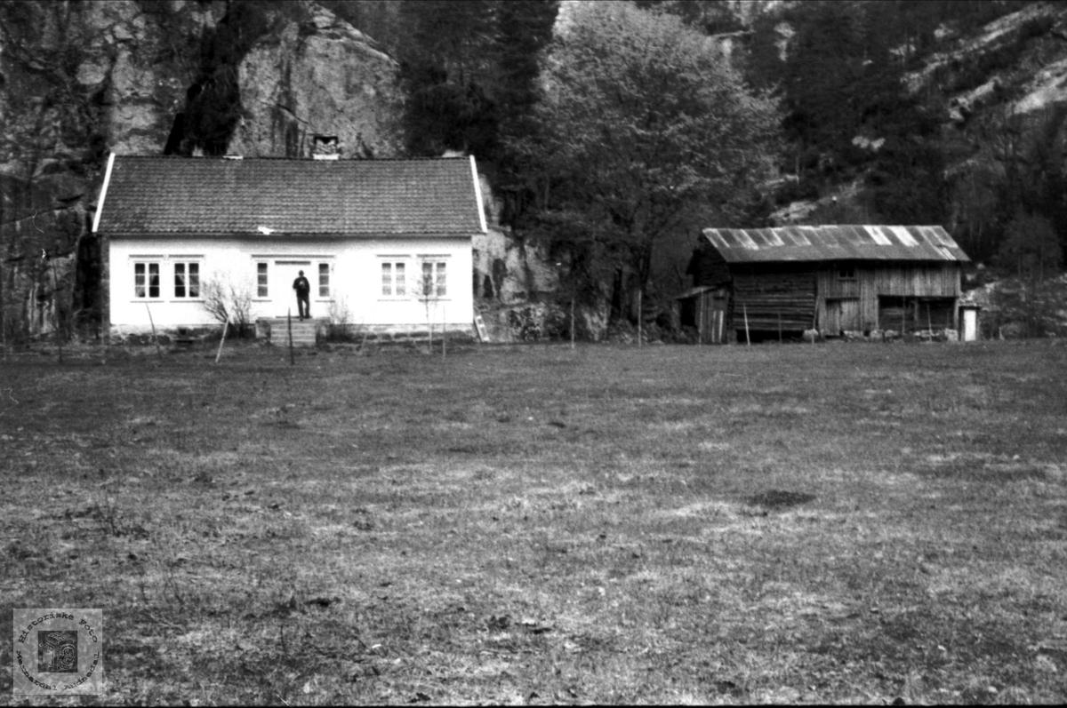 Solkro i Finsland senere Marnardal.