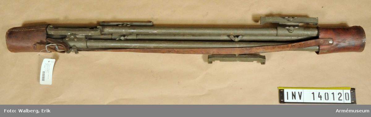 Stativ t riktplåtar t 10,5 cm haubits m/1940 C.