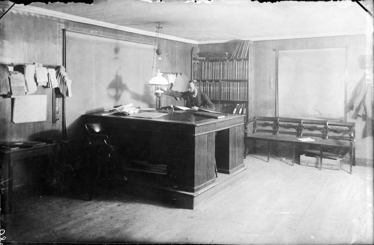 Thorvald Gehrman (1855-1946) blev yrkesfotograf 1896, då hans fotograffirma etablerades. Han var främst verksam i Stockholm, Uppsala och Hedemora. Han dokumenterade landskapet Dalarna för Svenska Turistföreningen, STF. Han utnämndes 1910 till Kunglig hovfotograf.