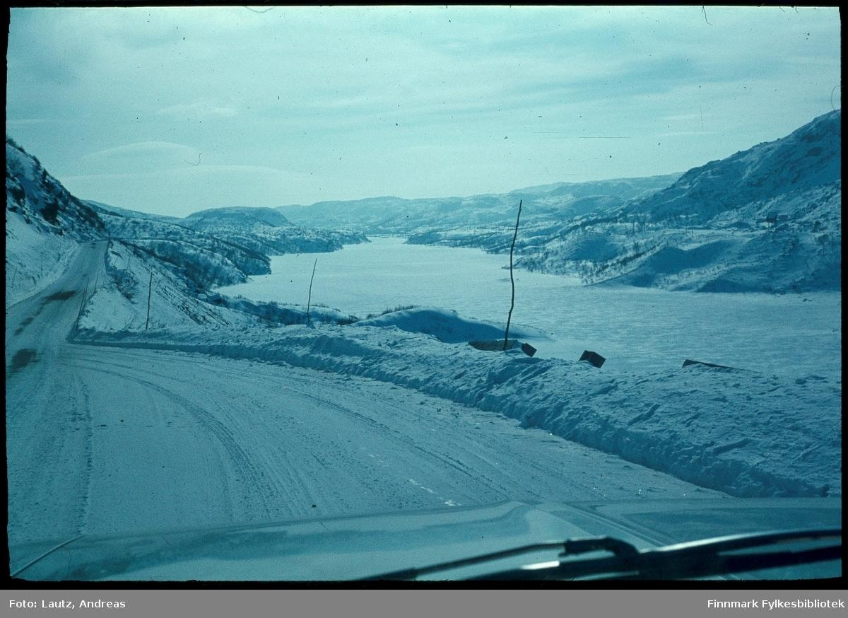 Haugksjøen i 1969.
