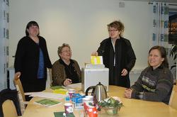 Forhåndstemning ved presidentvalget i Finland, 21.1.2006 Råd
