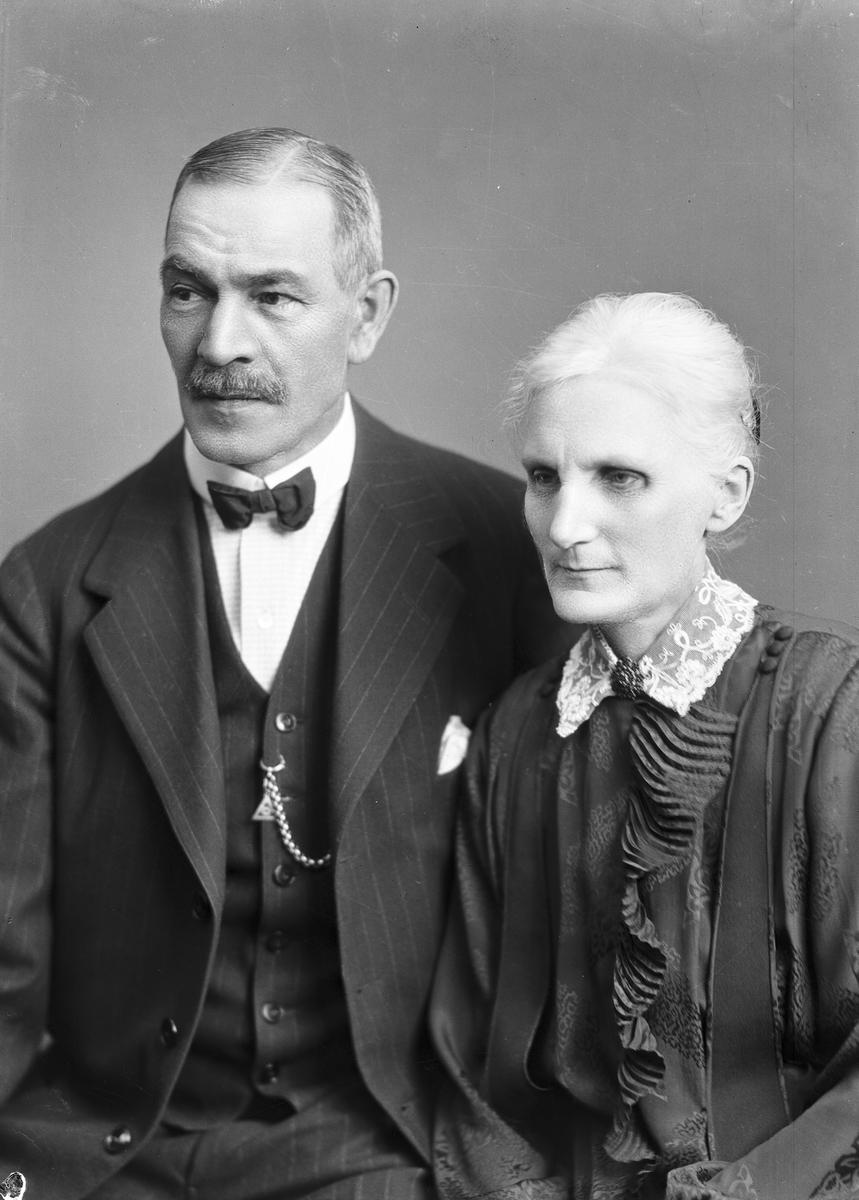 Herr och fru Renard.