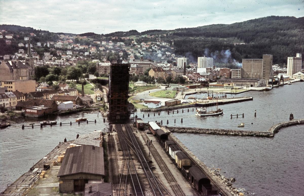 Skansen bru i Trondheim.
