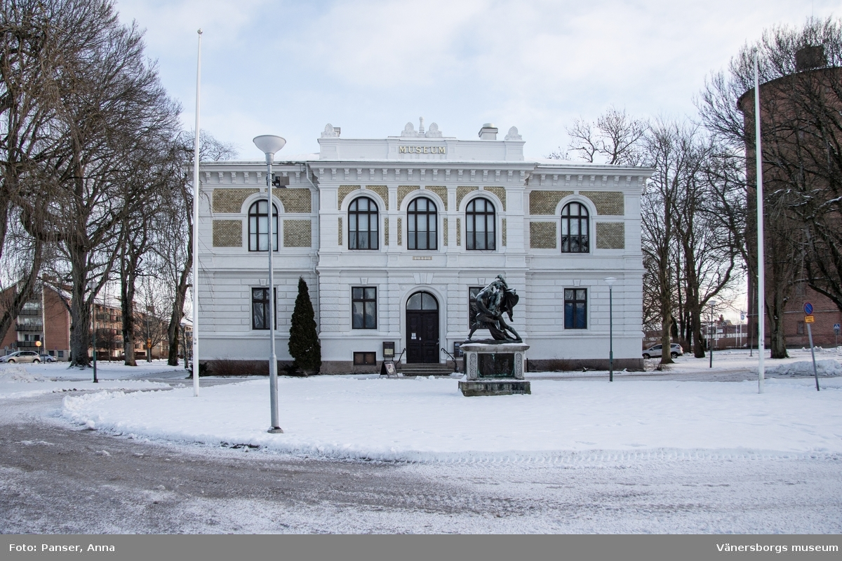 Vänersborgs museum.