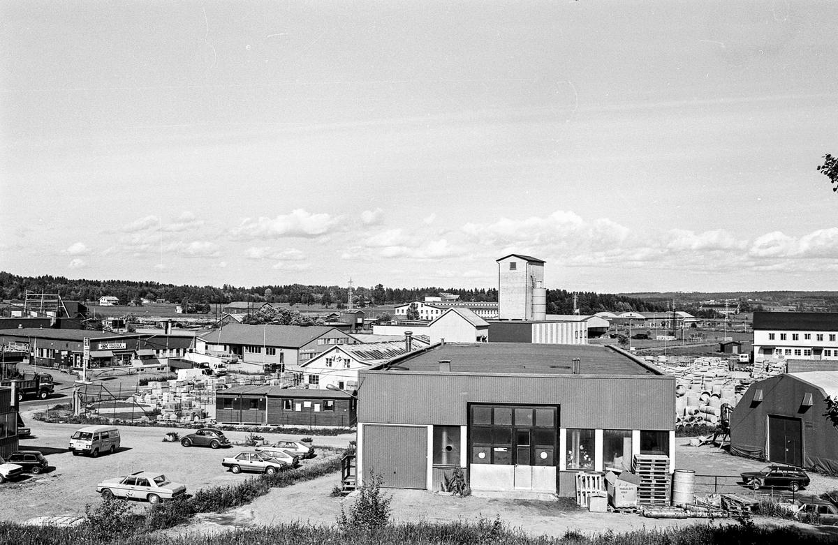 Ellingsrud industriområde i Ski.