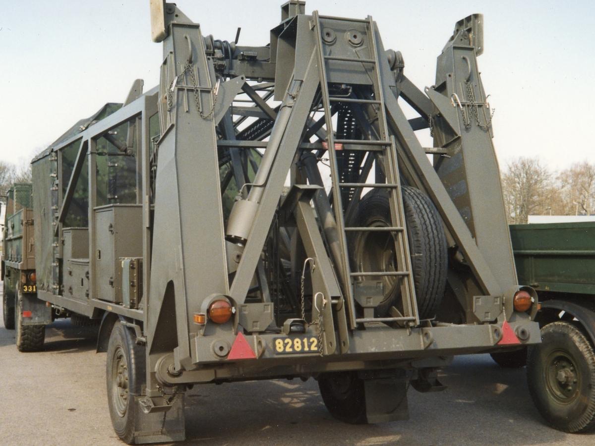 Artillerieldledning 727 (Arte 727)