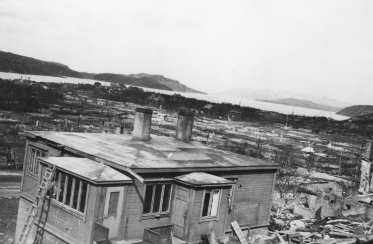 Kirkenes i 1945.