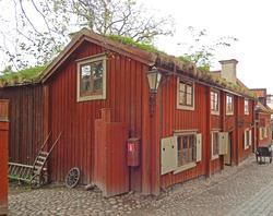 Kryddkramhandlarens hus