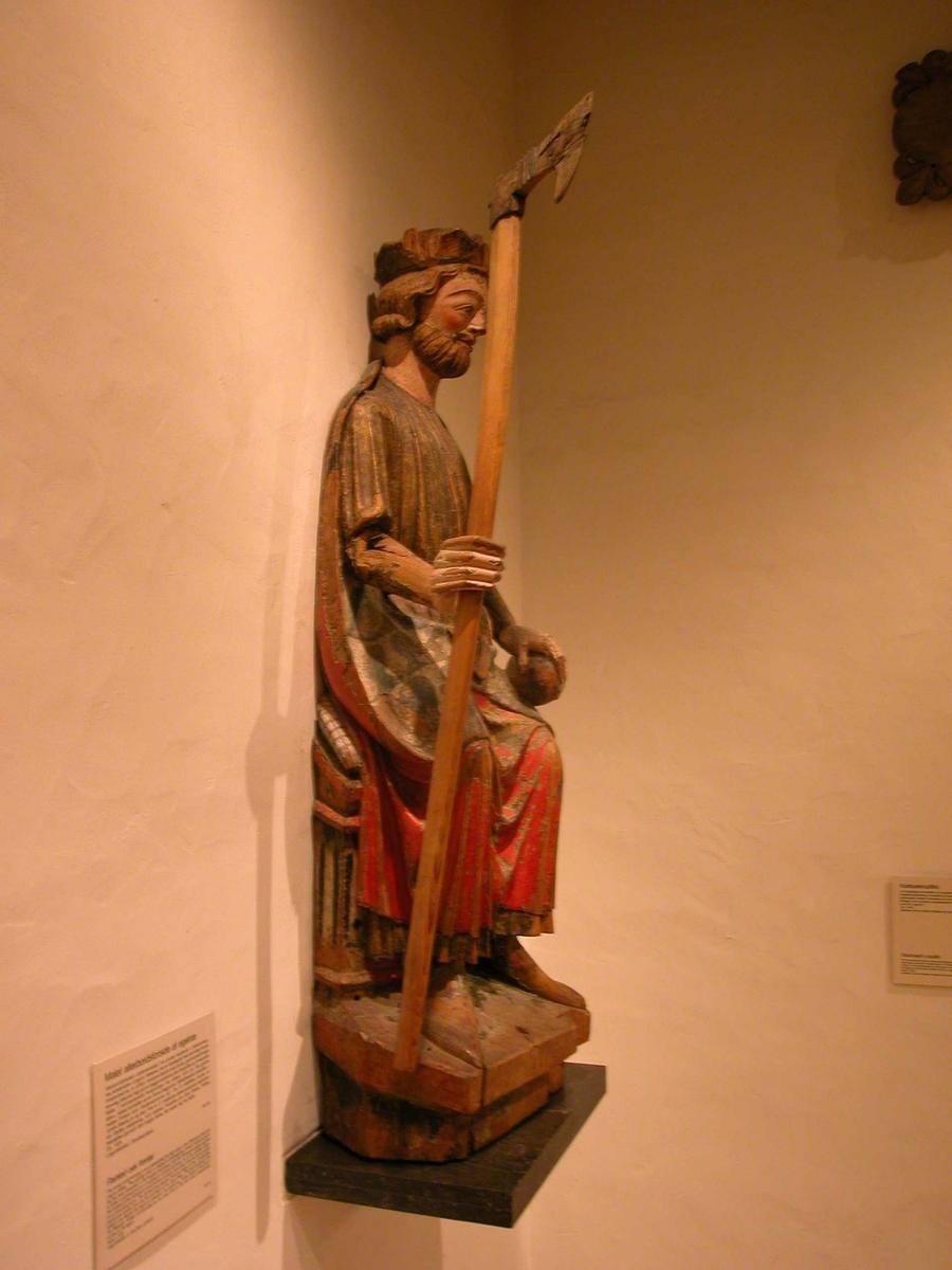 St Olav Nationalmuseet København
