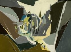 Forêt de Compiègne [Målning]