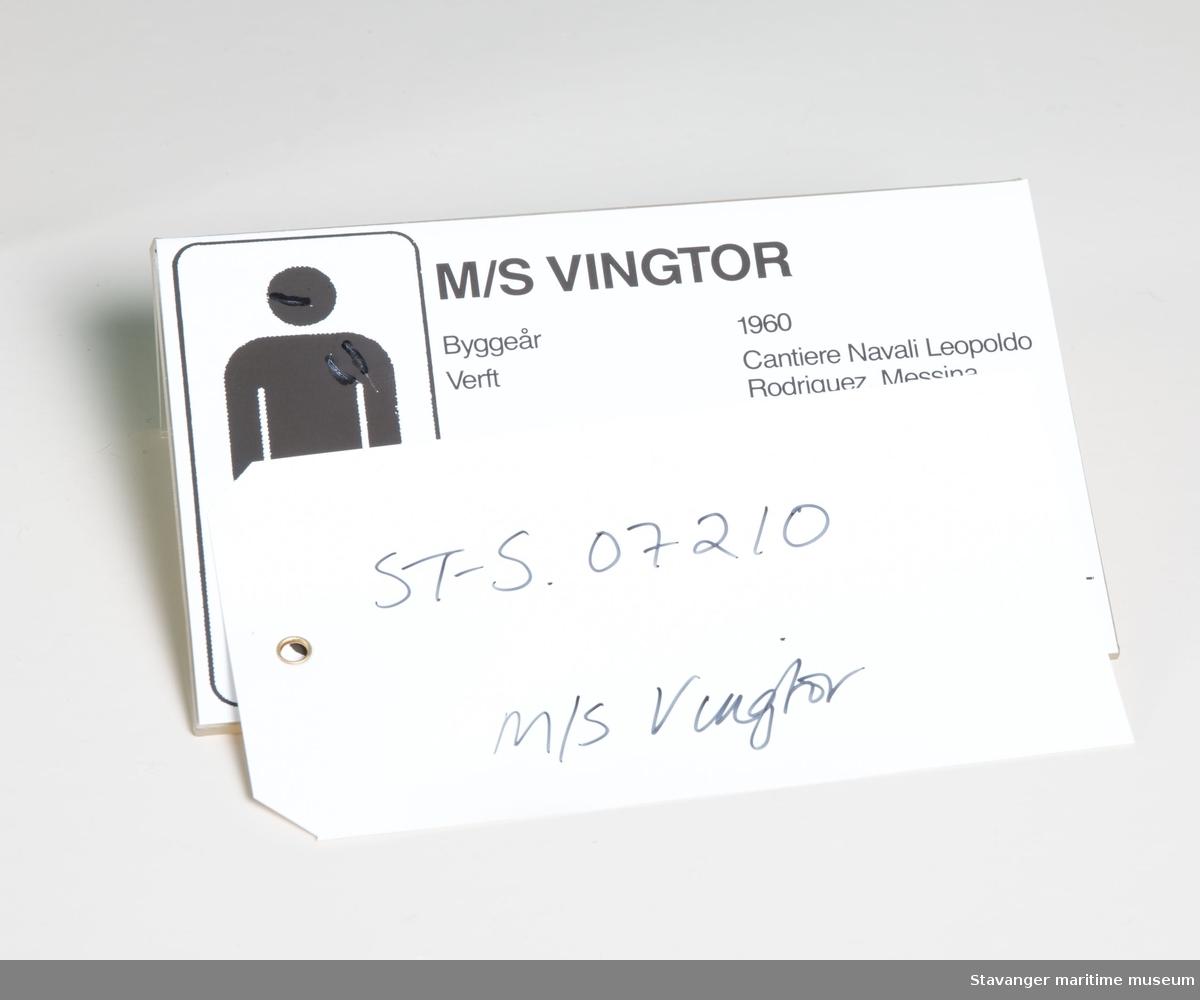 M/S Vingtor