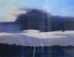 Kveldhimmel [Pastell]
