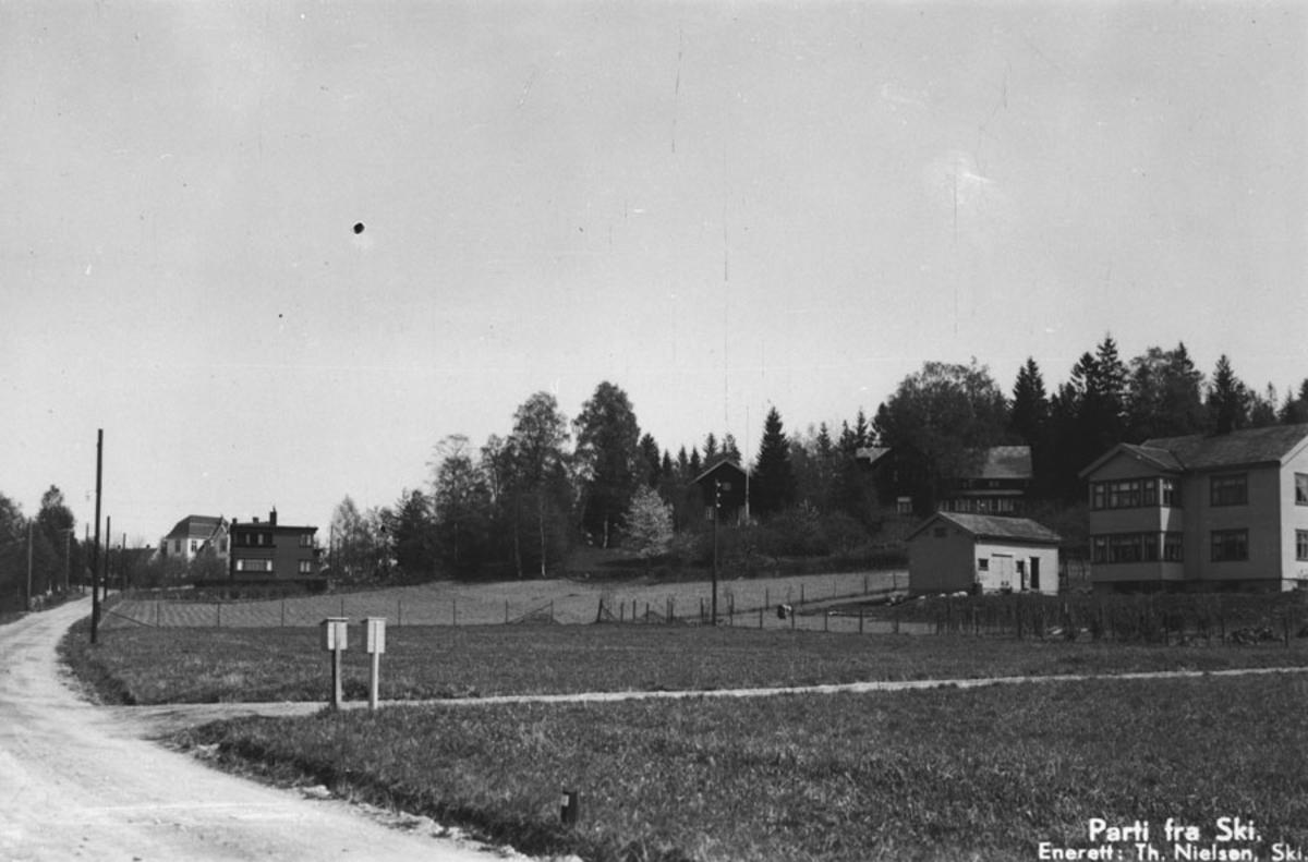 """""""Åsen"""", bygget av lensmann Colbjørnsen."""