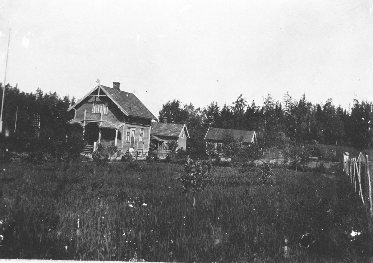 eiendommen Linnestad (bygget 1914)