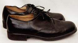 BOOTS, ett par, läder, storlek 42, AS Örebro Skofabrik