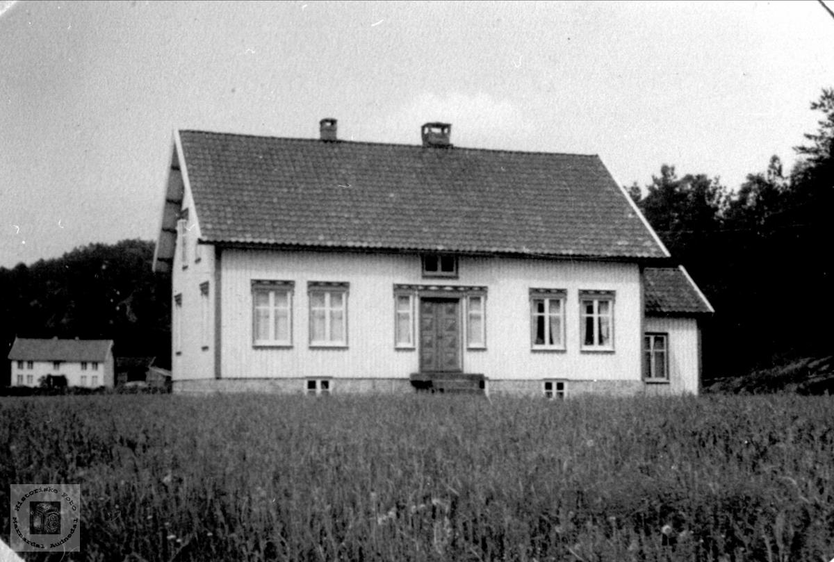 Bue gård i Øyslebø.