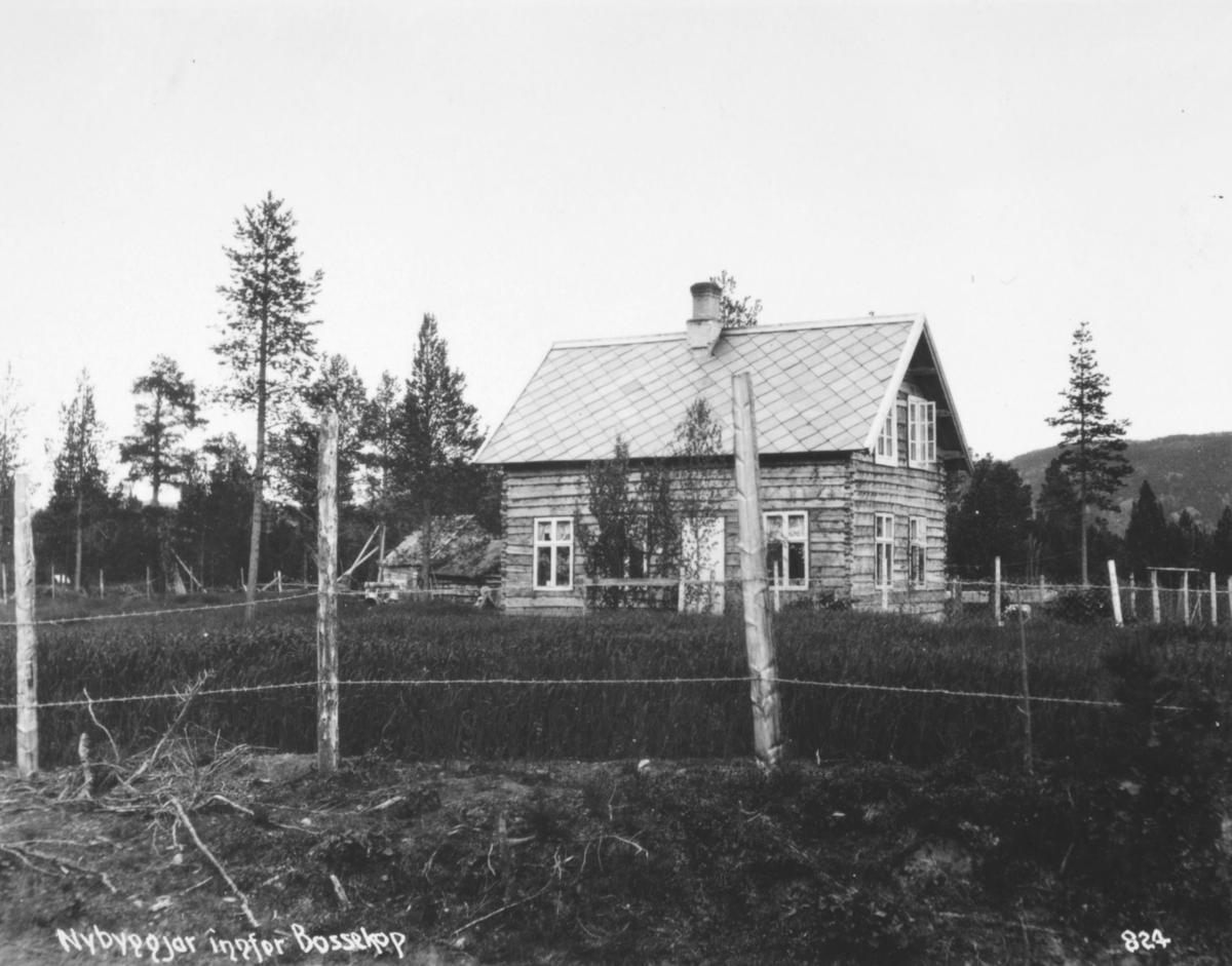 Huset til en bureiser ved Bossekop