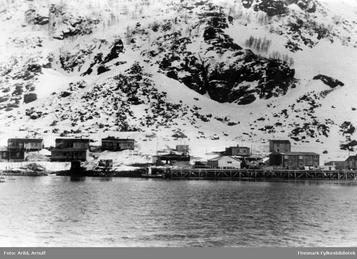 Øksfjord 1946.