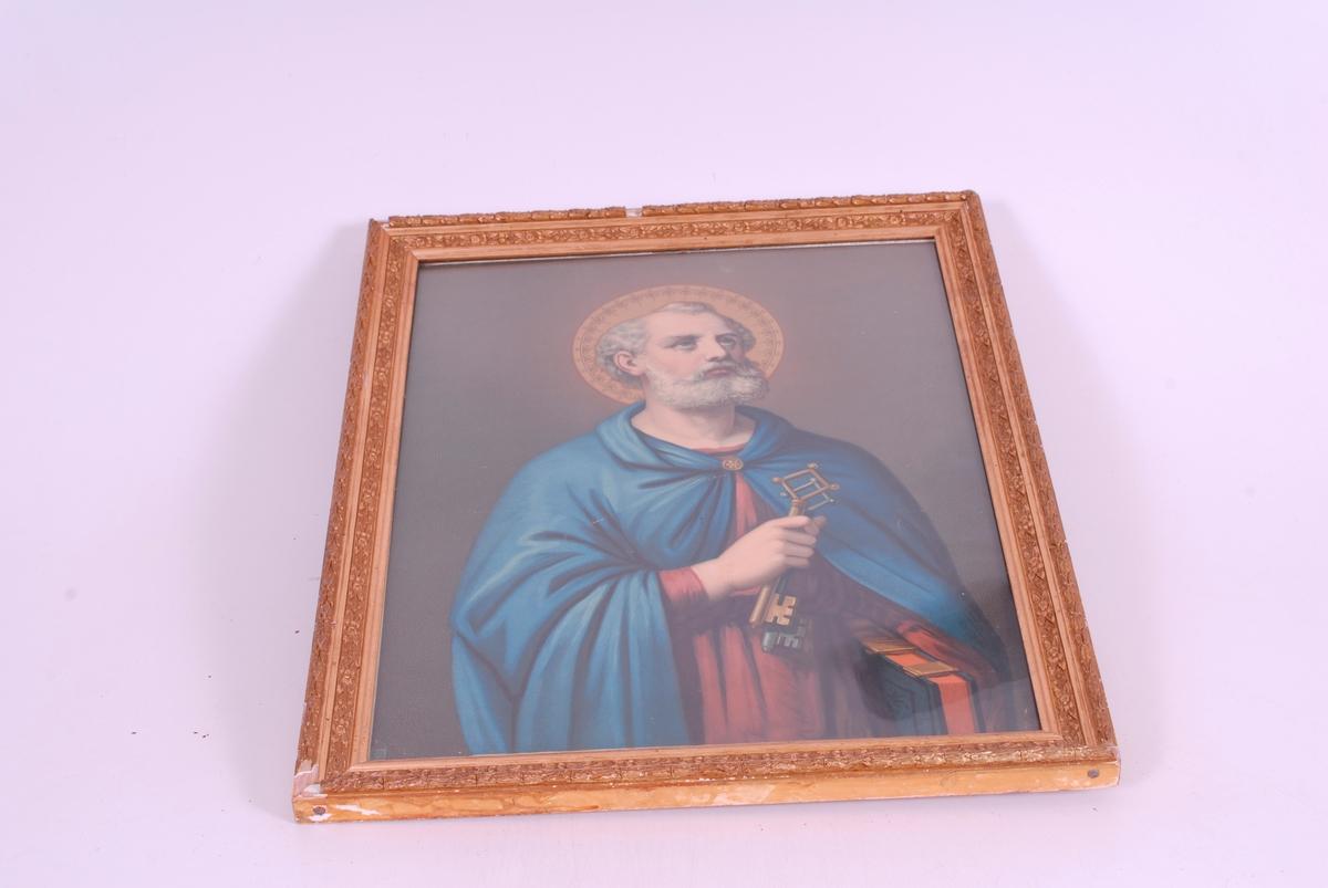 St. Peter med nøkler